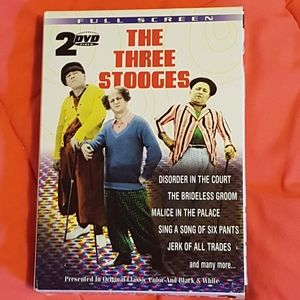 🕸5 for $25🕸The 3 Stooges boxset